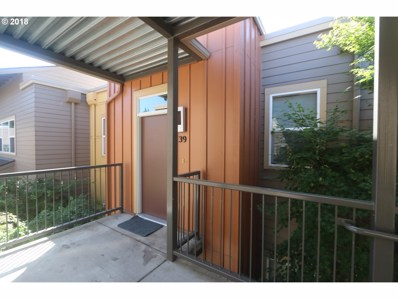 327 Rustic Pl UNIT 39, Eugene, OR 97401 - MLS#: 18485517