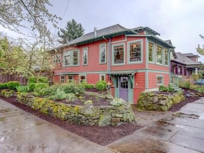 1708 SE 32ND Pl, Portland, OR 97214 - MLS#: 18499648