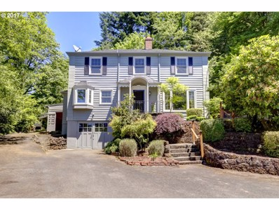 1625 SW Skyline Blvd, Portland, OR 97221 - MLS#: 18500809