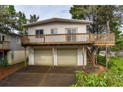 145 SW South Point St, Depoe Bay, OR 97341 - MLS#: 18506225