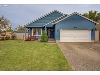 614 SE 6TH St, Dundee, OR 97115 - MLS#: 18508559