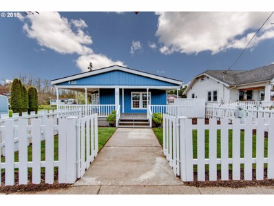 488 A St, Vernonia, OR 97064 - MLS#: 18517706