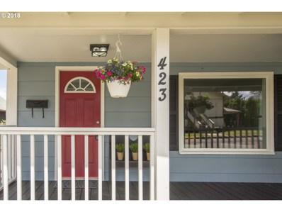 423 Willamette St, Oregon City, OR 97045 - MLS#: 18521885