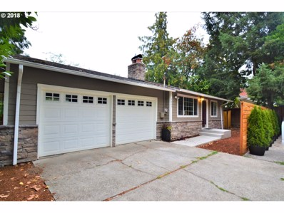 5845 SW Vermont St, Portland, OR 97219 - MLS#: 18524222