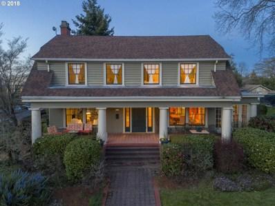 8233 N Willamette Blvd, Portland, OR 97203 - MLS#: 18530769
