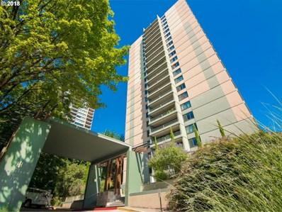 111 SW Harrison St UNIT 8e, Portland, OR 97201 - MLS#: 18533366