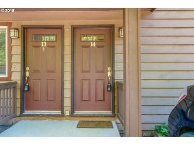 1035 SW Bertha Blvd UNIT 14, Portland, OR 97219 - MLS#: 18533417