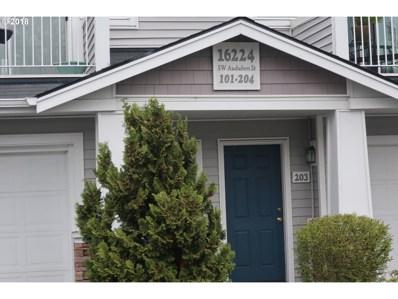 16224 SW Audubon St UNIT 101, Beaverton, OR 97003 - MLS#: 18534277