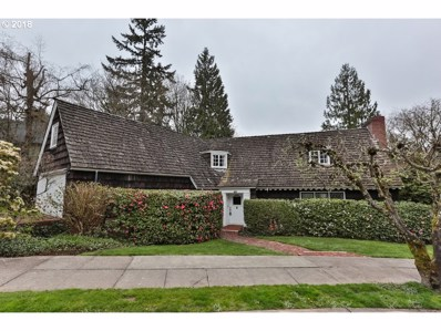 2885 SW Fairview Blvd, Portland, OR 97205 - MLS#: 18535040