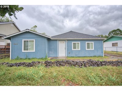 400 SE Darrell Ave, Winston, OR 97496 - MLS#: 18539708