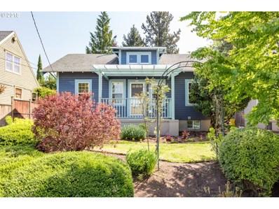 5220 SE 41ST Ave, Portland, OR 97202 - MLS#: 18549948