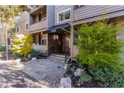 4320 SW Corbett Ave UNIT 201, Portland, OR 97239 - MLS#: 18550748
