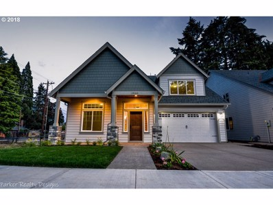 19160 SW Magnolia Ln, Beaverton, OR 97078 - MLS#: 18550863