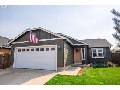 185 Tyler Ave, Cottage Grove, OR 97424 - MLS#: 18566876