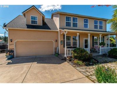 424 Bluejay Loop, Creswell, OR 97426 - MLS#: 18568032