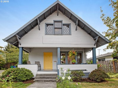6214 SE Ivon St, Portland, OR 97206 - MLS#: 18575799