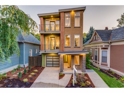 1710 SE Salmon St, Portland, OR 97214 - MLS#: 18580577