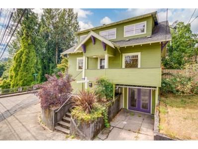 4673 SW Corbett Ave, Portland, OR 97239 - MLS#: 18585256