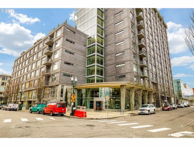 1255 NW 9TH Ave UNIT 420, Portland, OR 97209 - MLS#: 18591395