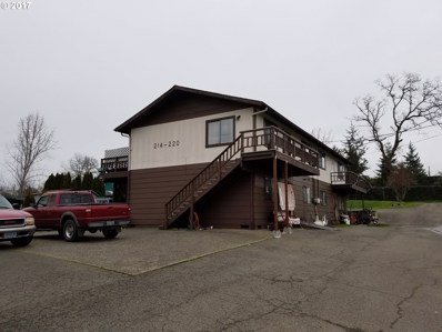 214 SE Darrell Ave, Winston, OR 97496 - MLS#: 18593914