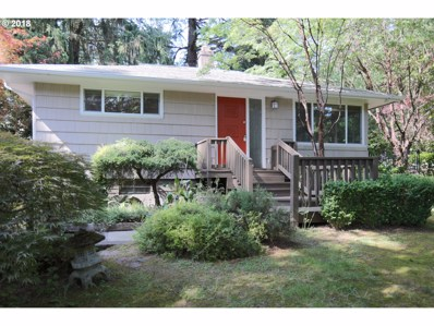 7605 SW Greenwood Dr, Portland, OR 97223 - MLS#: 18593939