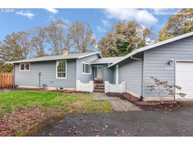 5435 SE Clayson Ave, Milwaukie, OR 97267 - MLS#: 18609371