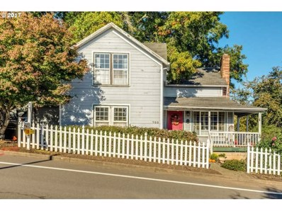 760 SW 5TH St, Dundee, OR 97115 - MLS#: 18618047