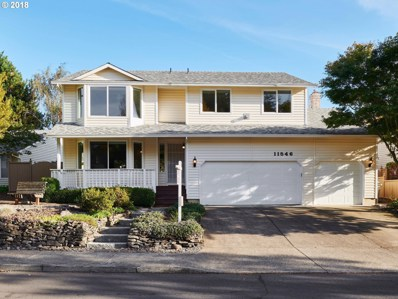 11546 SW Lakeview Ter, Tigard, OR 97223 - MLS#: 18618179