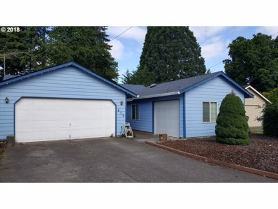615 Hulet Ave, Newberg, OR 97132 - MLS#: 18621128