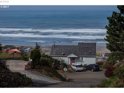 493 Pacific View Dr, Rockaway Beach, OR 97136 - MLS#: 18623673