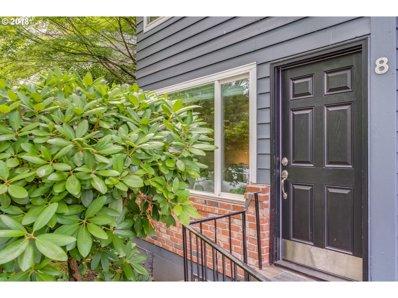 1515 SE 22ND Ave UNIT 8, Portland, OR 97214 - MLS#: 18623751