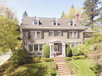 2539 SW Hillcrest Dr, Portland, OR 97201 - MLS#: 18624046