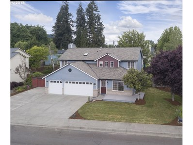 33287 SW Barta Ct, Scappoose, OR 97056 - MLS#: 18642671