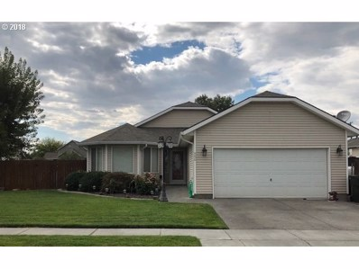 156 SE 10TH Ct, Hermiston, OR 97838 - MLS#: 18644231