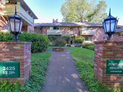 2425 SW 19TH Ave UNIT 6, Portland, OR 97201 - MLS#: 18644248