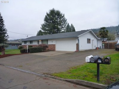 829 E First Ave, Sutherlin, OR 97479 - MLS#: 18644531