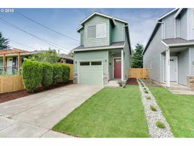 9319 N Adriatic Ave, Portland, OR 97203 - MLS#: 18650937
