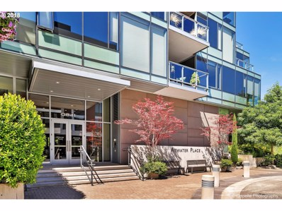 841 SW Gaines St UNIT 1602, Portland, OR 97239 - MLS#: 18650946