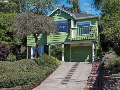 1723 SW Troy St, Portland, OR 97219 - MLS#: 18651044