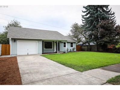 872 56TH St, Springfield, OR 97478 - MLS#: 18652264