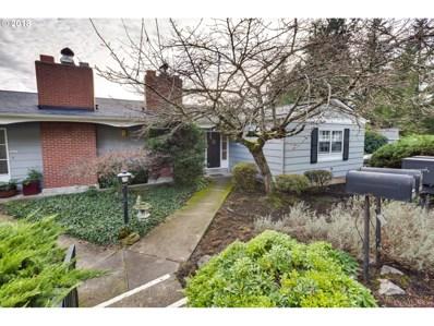 3649 SW 52ND Pl, Portland, OR 97221 - MLS#: 18655145
