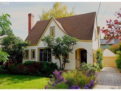 818 NE Floral Pl, Portland, OR 97232 - MLS#: 18658340