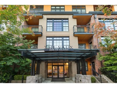 2335 NW Raleigh St UNIT 331, Portland, OR 97210 - MLS#: 18666965
