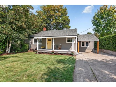 7234 SW 52nd Ave, Portland, OR 97219 - MLS#: 18667545