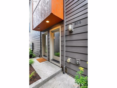 8016 N Burlington Ave, Portland, OR 97203 - MLS#: 18672765