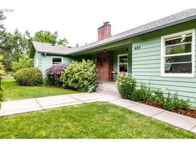 685 W 35TH Pl, Eugene, OR 97405 - MLS#: 18677368