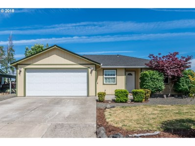 1071 32ND Ct, Sweet Home, OR 97386 - MLS#: 18679892