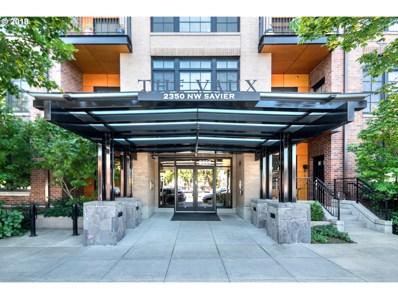 2350 NW Savier St UNIT 106, Portland, OR 97210 - MLS#: 18681104