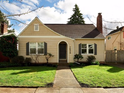 7634 SE 20TH Ave, Portland, OR 97202 - MLS#: 18685196