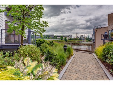 940 NW Naito Pkwy UNIT L 1, Portland, OR 97209 - MLS#: 18692961